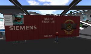 Register here for the Siemens PLM Software Scavenger Hunt in Second Life