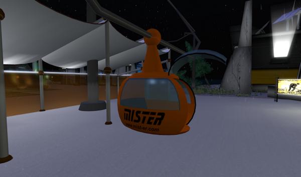 Virtual MISTER Podcar