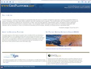 Geoplatform.gov