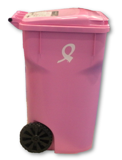 Well-known Garbage Cans Help Fight Breast Cancer – Public Works Group Blog XM65