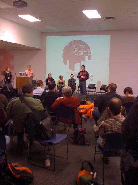 Citycamp Chicago 2010