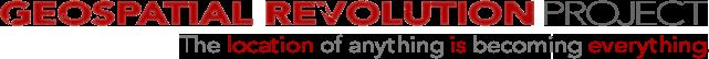 Geospatial Revolution Logo