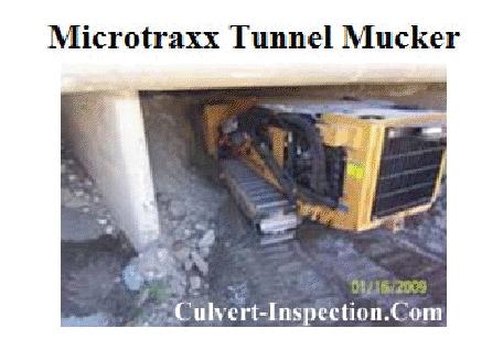 Mucker in Operation