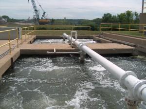 Wastewater Basin