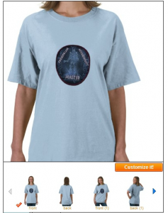 Ped Access Master shirt on Zazzle