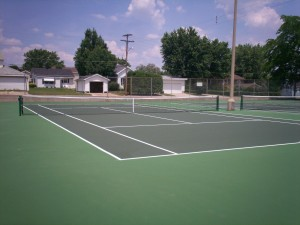 Tennis Court Project