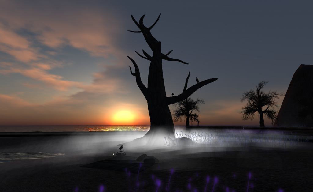 Waymount in Second Life
