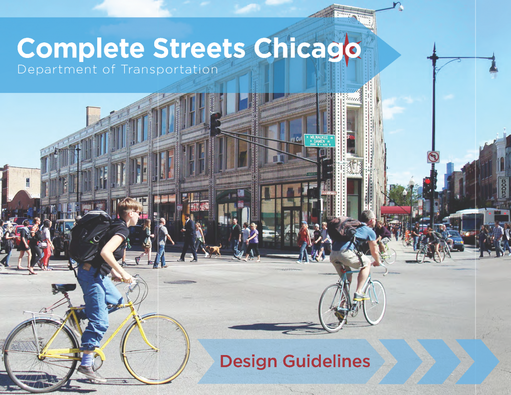 City of Chicago DOT Complete Street Design Guidelines
