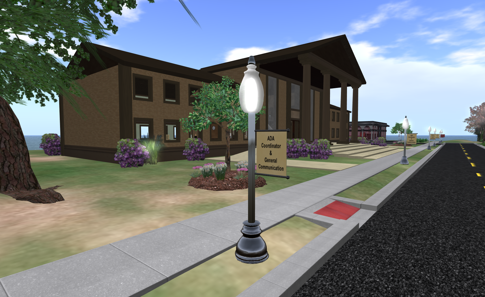 Welcome area of the 3D ADA Toolkit for Local Government
