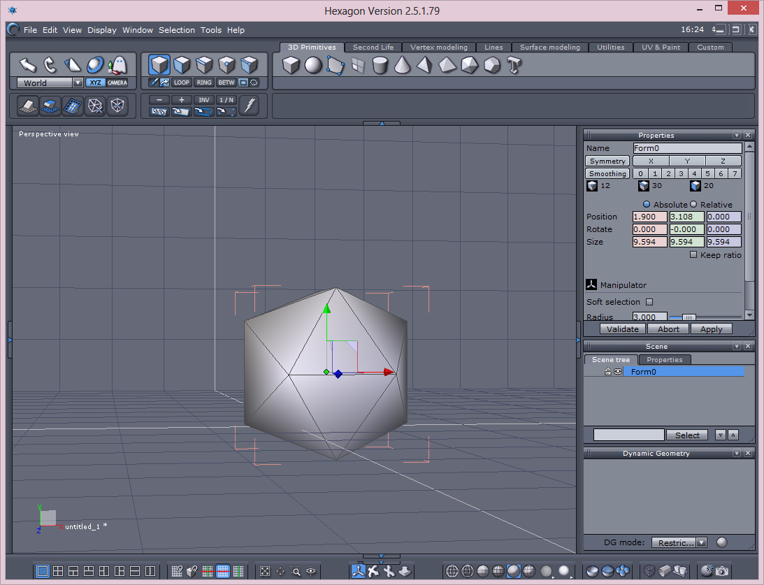 Easy 3d modeling software voxler features golden software Easy 3d modeling software
