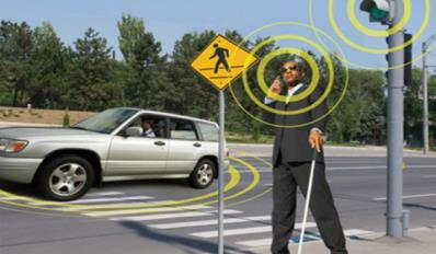 Pedestrian and Signal Technology