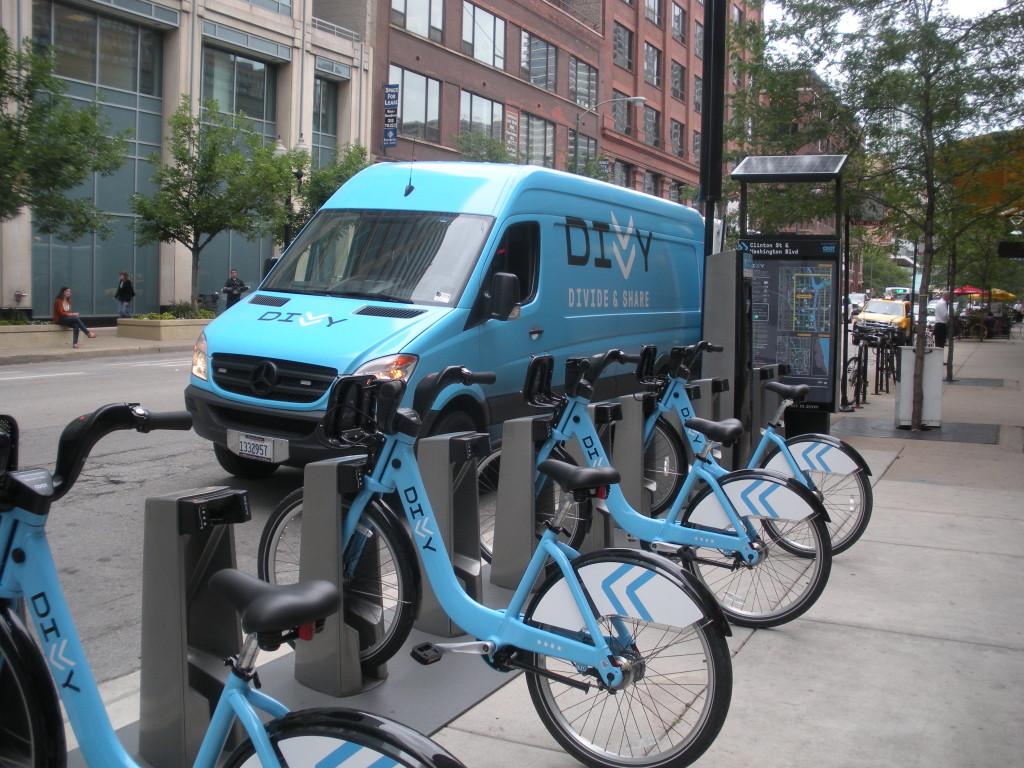 Divvy Bike Share System