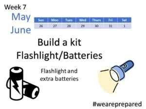 Build a Kit - Flashlight - Week 7