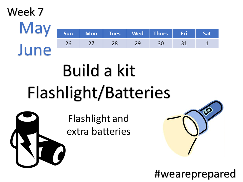 Build a Kit - Flashlight - Week 7