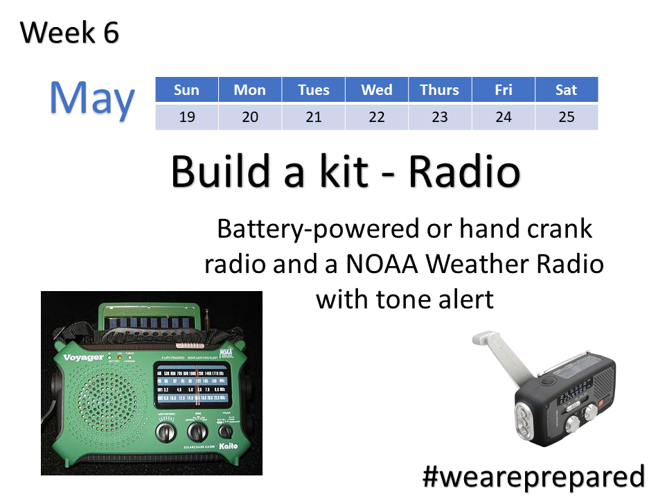 Build a Kit - Weather Radio