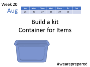 Build a Kit - Container - Week 20