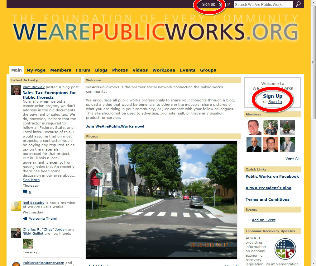 We Are Public Works Network