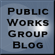 Click to visit the Public Works Group Blog