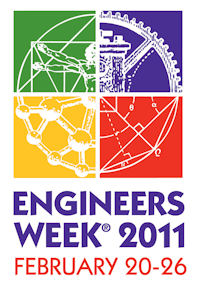 2011 E-Week Logo