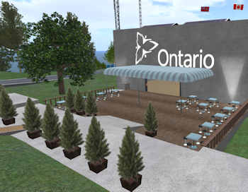 Ontario Public Service in Second Life